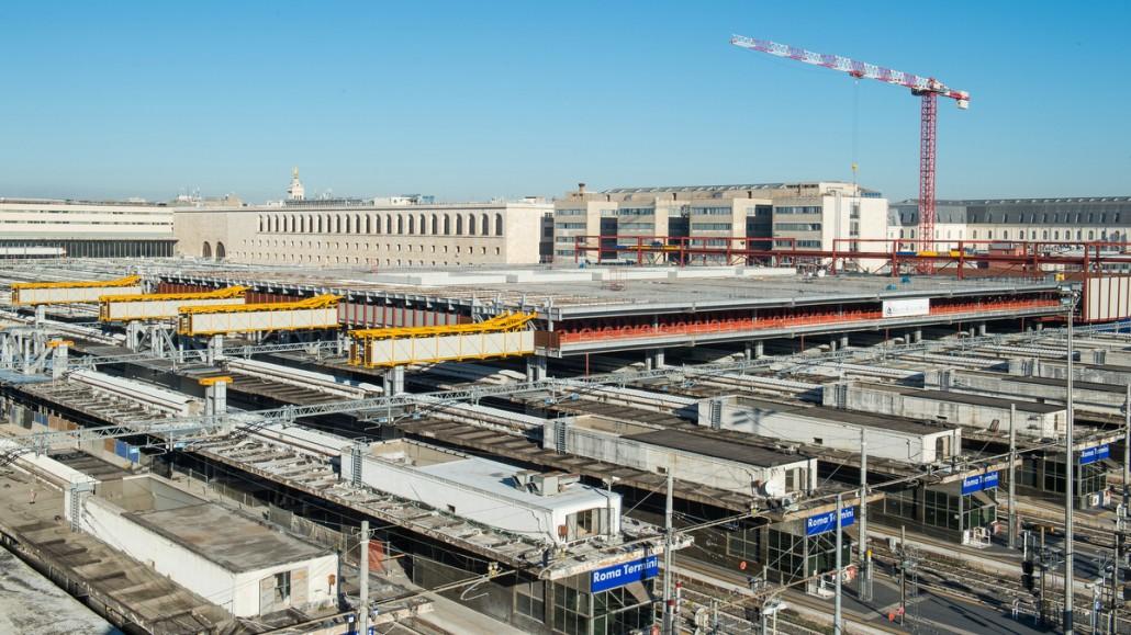 Stazione roma termini salc s p a for Affitto ufficio roma stazione termini